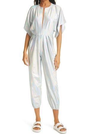 Norma Kamali Women's Iridescent Jumpsuit