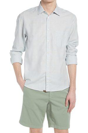 BILLY REID Men's Cotton Button-Up Shirt