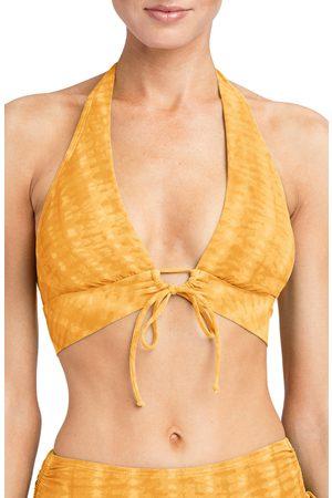 Robin Piccone Women Bikinis - Women's Sahara Halter Bikini Top