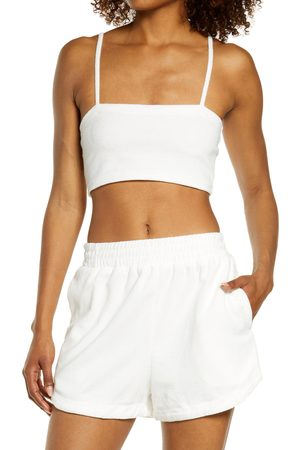 BY.DYLN Women Camisoles - Women's By. dyln Dominic Terry Crop Top
