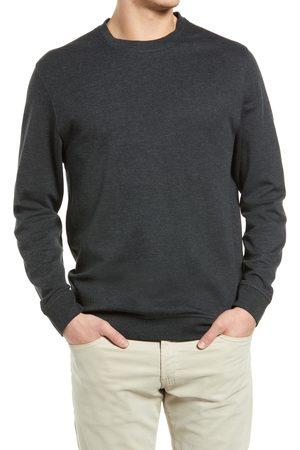Mizzen+Main Men Sweatshirts - Men's Fairway Cotton & Modal Crewneck Sweatshirt