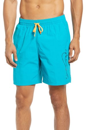 Nike Men's Just Do It Swoosh Volley Swim Trunks