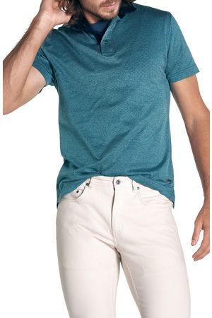 Rodd & Gunn Men Polo Shirts - Men's Stanley Sports Fit Dot Short Sleeve Polo