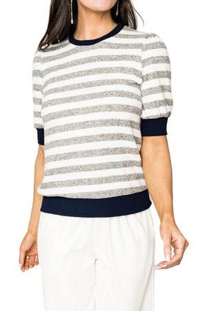 GIBSONLOOK Women T-shirts - Women's Camden Stripe T-Shirt