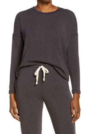 Madewell Women Hoodies - Women's Women's Mwl Superbrushed Easygoing Sweatshirt