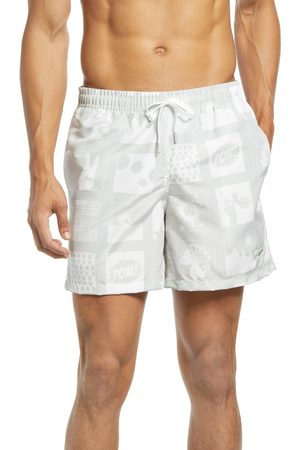 Bather Men Swim Shorts - Men's Men's Comic Swim Trunks