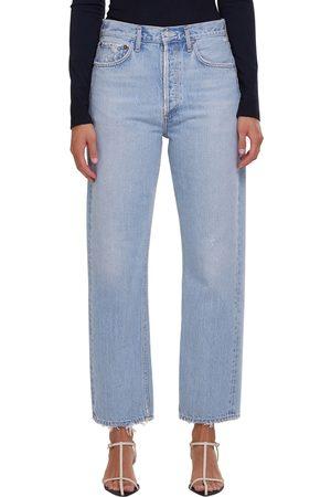 AGOLDE Women's '90S High Waist Loose Fit Jeans
