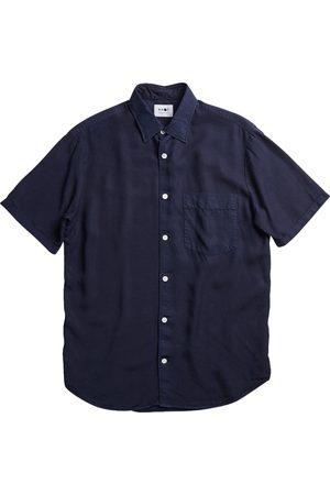 NN.07 Men's Errico Short Sleeve Button-Up Shirt