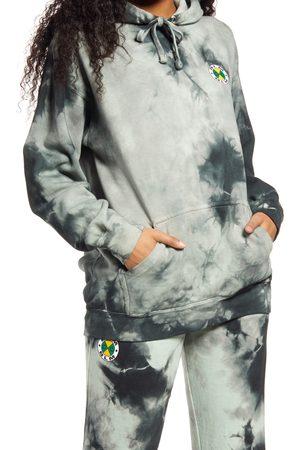 CROSS COLOURS Women's Women's Blm Tie Dye Hoodie