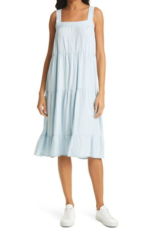 Rails Women's Amaya Sleeveless Tiered Sundress