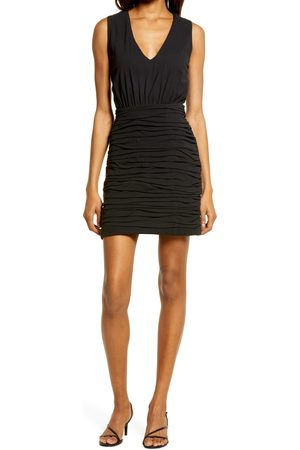 Chelsea Women's Ruched Minidress