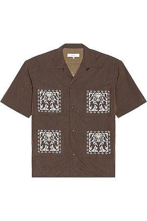 Sasquatchfabrix. Kirigami Shirt in