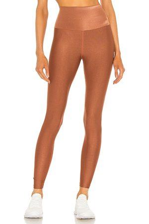 Maaji Marvel Legging in Brown.