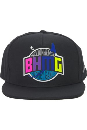 BHMG Logo Patch Cotton Baseball Hat