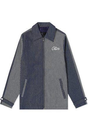 CLOT TEE By Fun Stripe Jacket