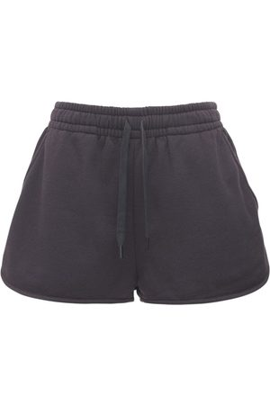 Isabel Marant Women Shorts - Mifikia Jersey Cotton Shorts