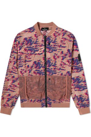STONE ISLAND SHADOW PROJECT Dpm Rip Stop Bomber Jacket