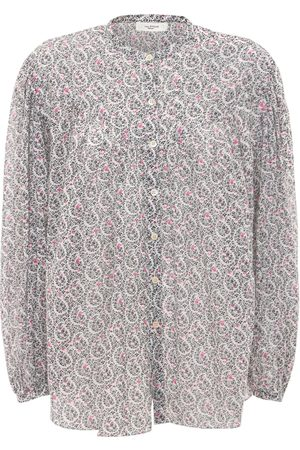 Isabel Marant Miledia Printed Cotton Shirt