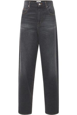 Isabel Marant Women Boyfriend Jeans - Corsysr High Waist Boyfriend Jeans