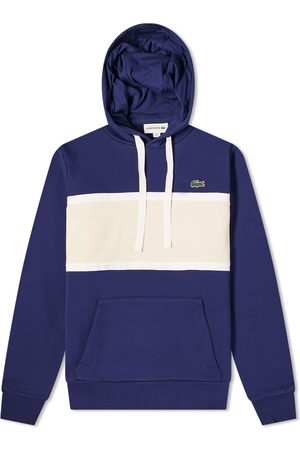 Lacoste Natural & Navy