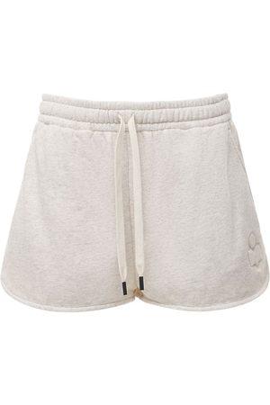 Isabel Marant Mifikia Jersey Cotton Shorts
