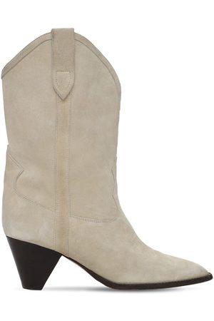 Isabel Marant 60mm Luliette Suede Boots