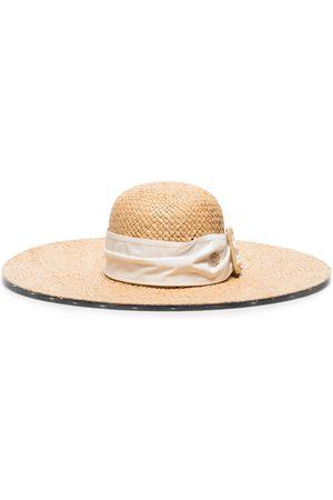 Le Mont St Michel Women Hats - Blanche buckle hat - Neutrals
