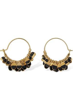 Isabel Marant Women Earrings - Bicolor New Leaves Earrings