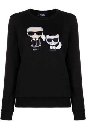Karl Lagerfeld Graphic-print sweatshirt