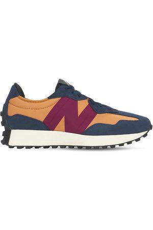 New Balance Men Sneakers - 327 Suede & Mesh Sneakers