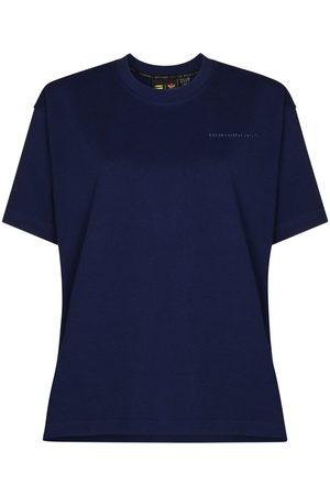 adidas X Pharrell Williams Basics embroidered logo T-shirt