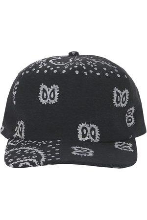 Rhude Men Hats - Cotton Paisley Baseball Hat