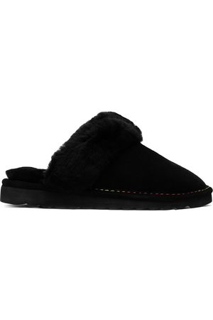 Kurt Geiger Cosy Stitch slippers