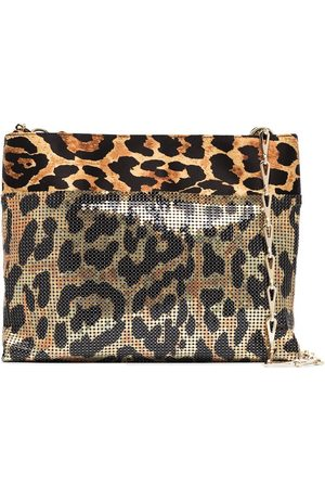Paco rabanne Women Shoulder Bags - Leopard Pixel shoulder bag