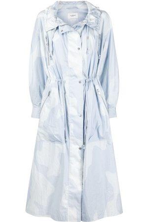 Isabel Marant Camouflage-print rain jacket