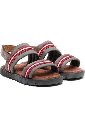 PèPè Boys Sandals - Double-strap sandals - Grey