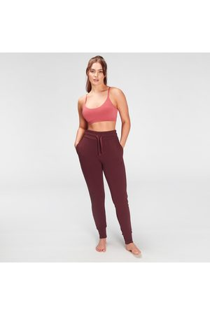 MP Women Tracksuits - Women's Coosure Joggers- Washed Oxblood