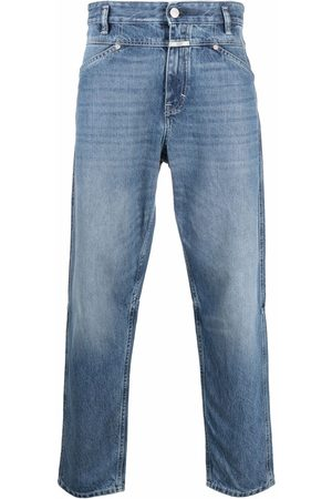 Closed Men Jeans - Drop-crotch loose-fit jeans