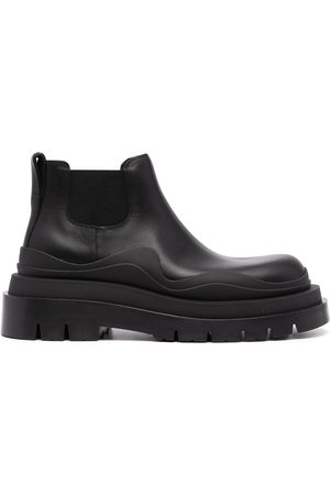 Bottega Veneta Tire ankle boots