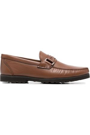 Bally Men Loafers - Condriac buckled loafers
