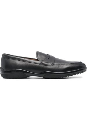 Bally Micson leather loafers