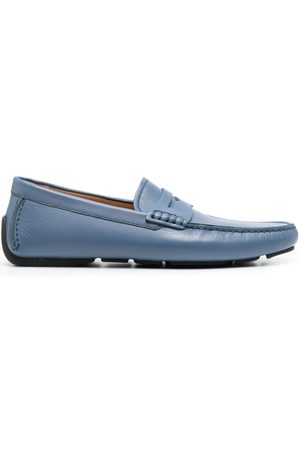 Bally Men Loafers - Warno leather loafers