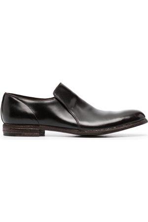 Premiata Polished leather loafers