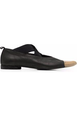 UMA WANG Women High Heels - Dip-toe cross-strap pumps