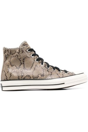 Converse Men Sneakers - Reptile Chuck 70 high-top trainers