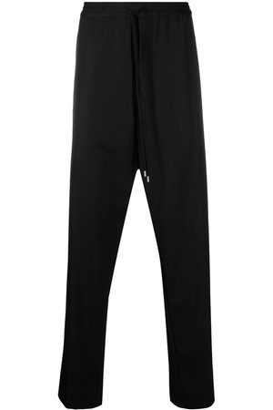 Lanvin Men Wide Leg Pants - Wide-leg track pants