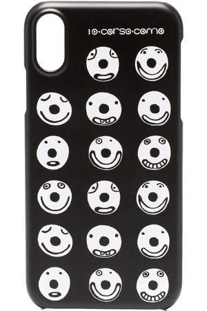 10 CORSO COMO Smiley iPhone X case