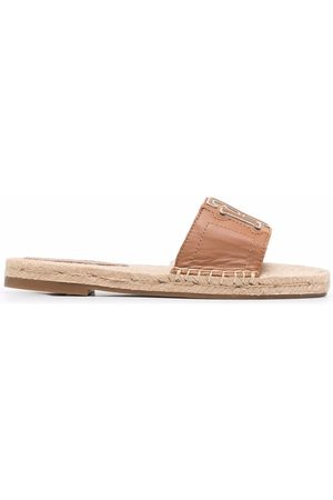 Tommy Hilfiger Women Espadrilles - Logo-patch espadrille sandals - GU9