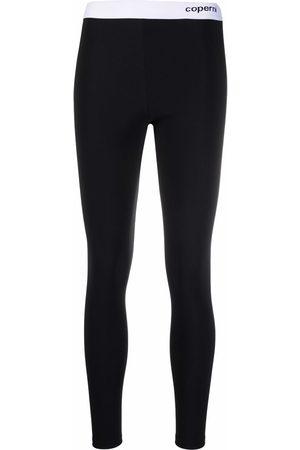 COPERNI Women Leggings - Logo-print leggings