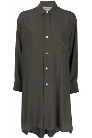 BLANCA Flared shirt dress